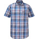 Jack Wolfskin Hot Chili Shirt Men night blue checks